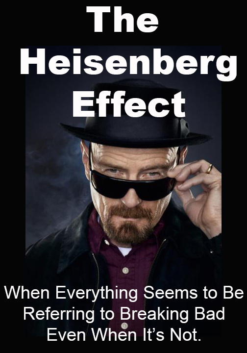 The Heisenberg Effect